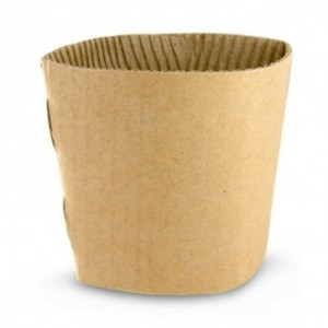 Cardboard Coffee Cup Clutches